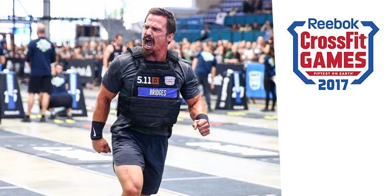 CROSSFIT NEWS – Josh Bridges Crushes Event 1 at Californian Regional and Sets New World Record Time!