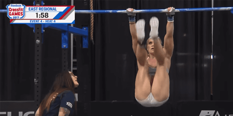 Katrin Davidsdottir Back to Back Wins in Events 3 & 4 But is Still in Second Place