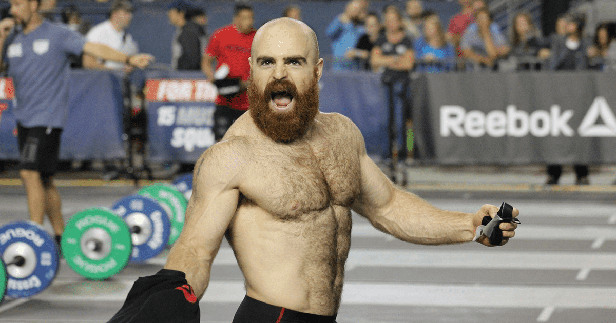 The 10 Mental Stages of a Crossfit Metcon Workout