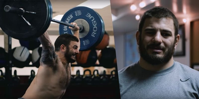 """Mat Fraser Documentary Part 4 – """"How I Found Crossfit"""""""