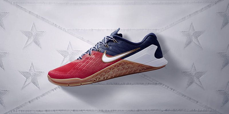 The Nike Metcon 3 Freedom