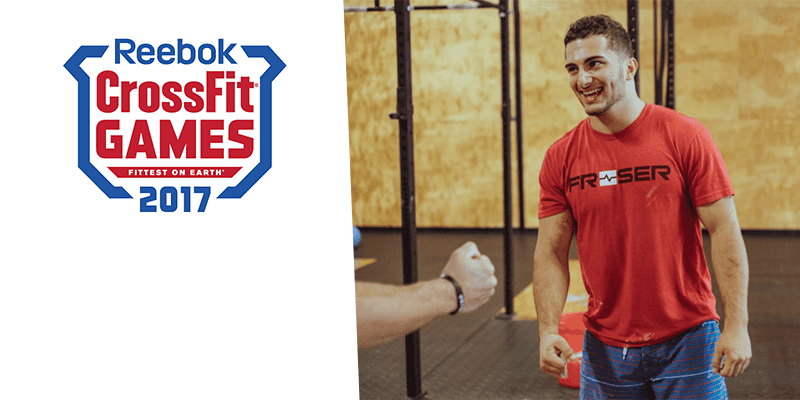 CROSSFIT NEWS – Nicholas Paladino Withdraws from East Regional!