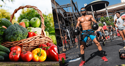 Build muscle - Nutrition for performance