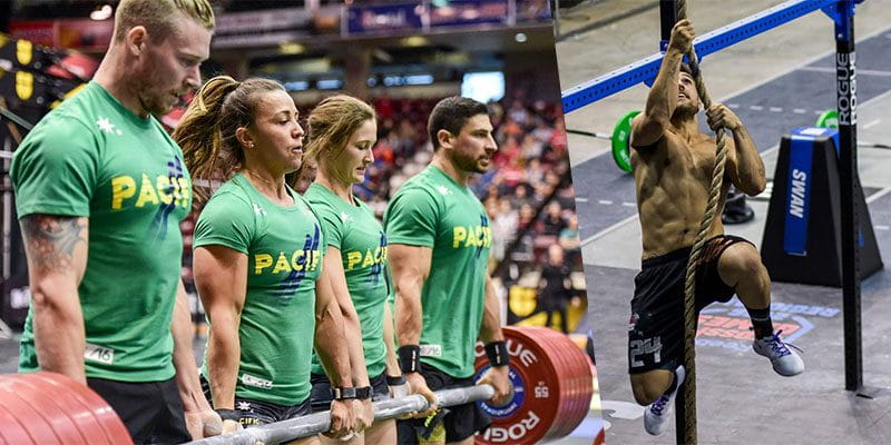 9 Crossfit Athletes to Watch at The Pacific Regionals