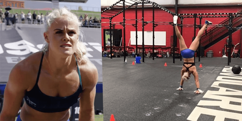 Check Out Sara Sigmundsdottir Testing Regionals Event 4