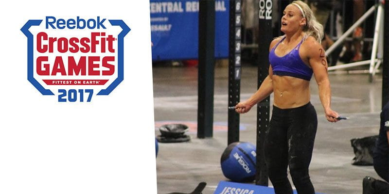 BREAKING CROSSFIT NEWS – Sara Sigmundsdottir Wins The Central Regional!
