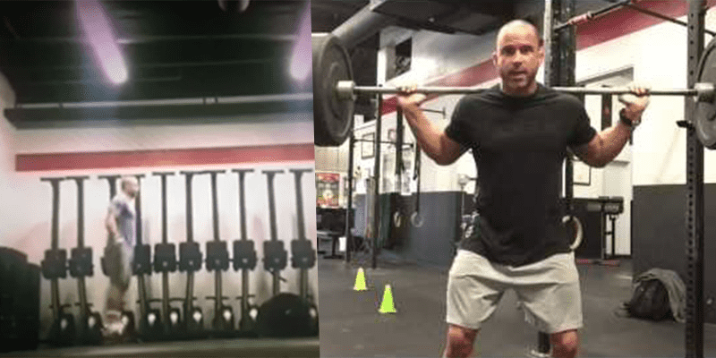 The CrossFit Games Athlete that Faked His Own Open Workout Tape Explains Why He Did it