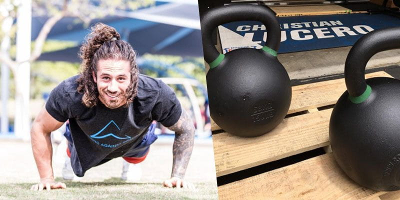 CROSSFIT NEWS – Christian Lucero Withdraws from California Regional with Pec Injury!