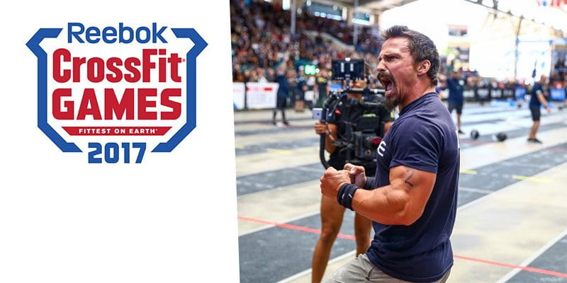 CROSSFIT NEWS – Josh Bridges Takes Event 4 Win at Californian Regional