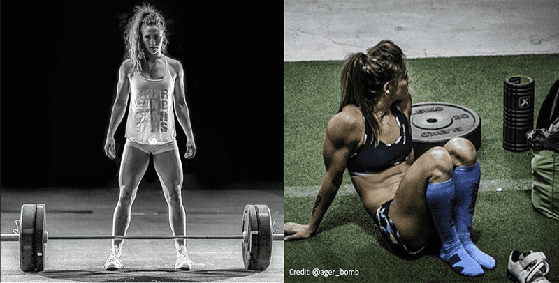 "Andrea Ager – ""Will Crossfit Make Me Look Like a Man?"""