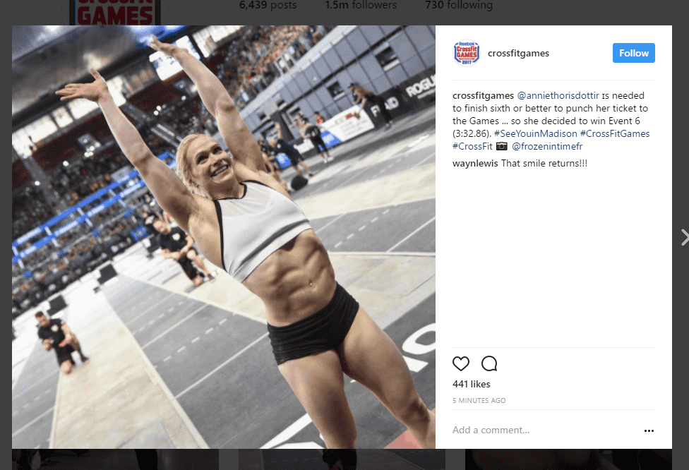 BREAKING CROSSFIT NEWS – The 5 Female Meridian Athletes that Will Go to The Games Have Been Announced!