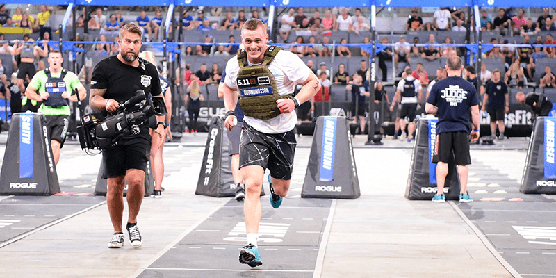 CrossFit Open Workout 18.4 – Meet BK Gudmundsson