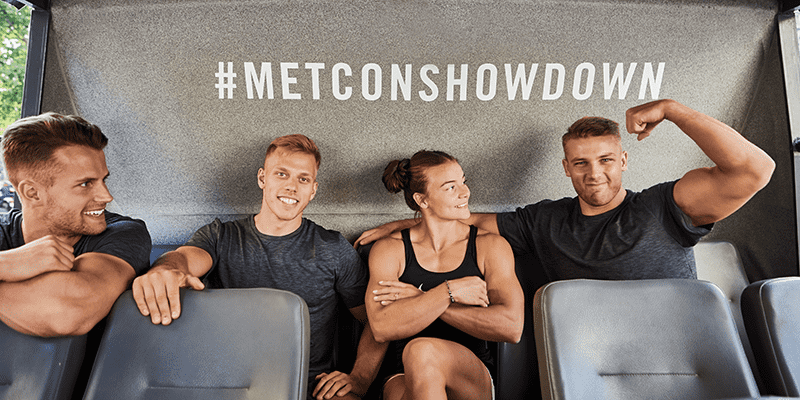The Nike Metcon Showdown – The Brand New Metcon, Fitness, Style & Good Times in Madrid