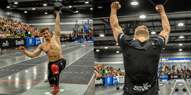 CROSSFIT NEWS – Brent Fikowski is on Top Form with 2 Event Wins in West Regionals