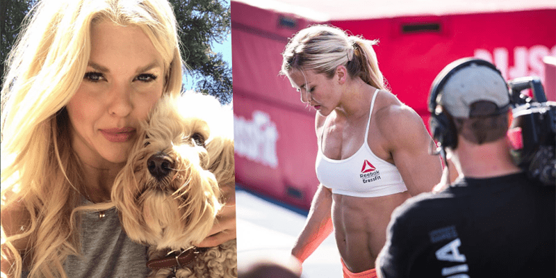 Check out How Brooke Ence Looked Before She Started CrossFit