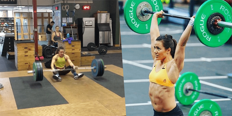 Crossfit Fails from Camille LeBlanc-Bazinet