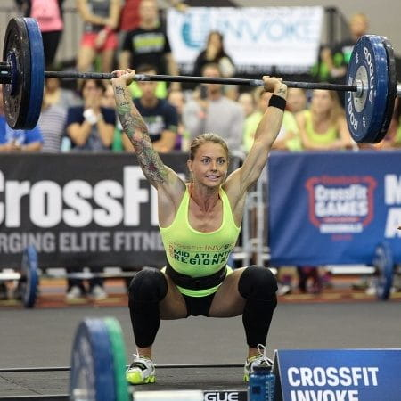Big Brother Christmas Abbott.Crossfit Games Athlete Christmas Abbott Will Star On Tv