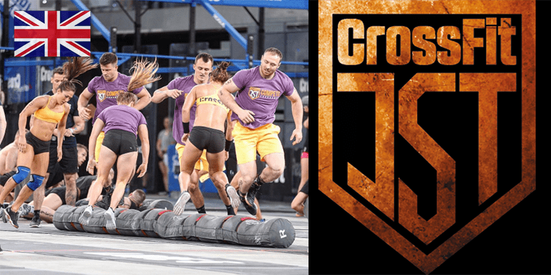BREAKING CROSSFIT NEWS – CrossFit JST WIN Meridian Regional and become the First UK Team to Qualify for CrossFit Games