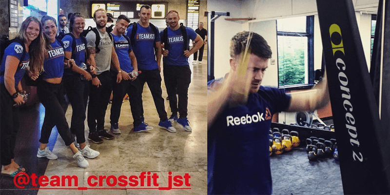 CROSSFIT NEWS – CrossFit JST in First Place Going into Day 2 at Meridian Regionals