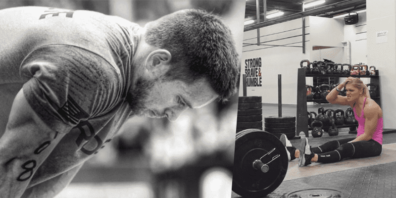 5 Ways To Cope With Failure, Setbacks and Bad Training Days in Crossfit