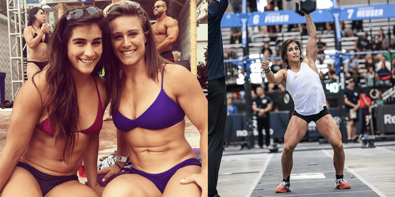Body Transformations – Lauren Fisher Before She Started Crossfit!