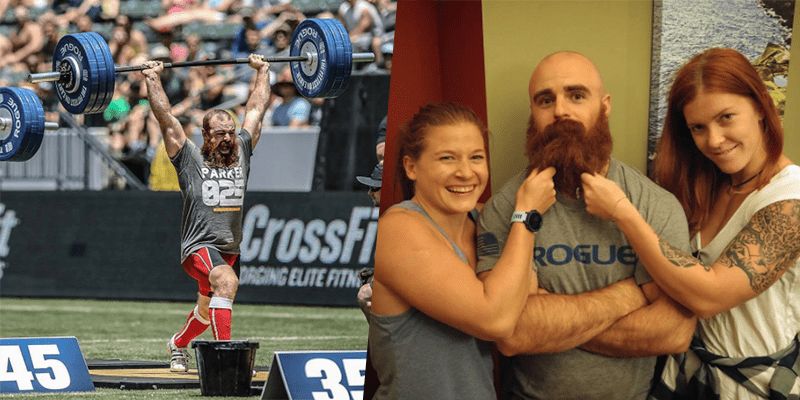 CROSSFIT TRANSFORMATIONS – Lucas Parker Before He Was Famous!