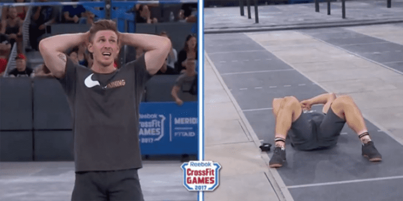 BREAKING CROSSFIT NEWS – Find out which 5 Male Meridian Athletes Will Go to The CrossFit Games!