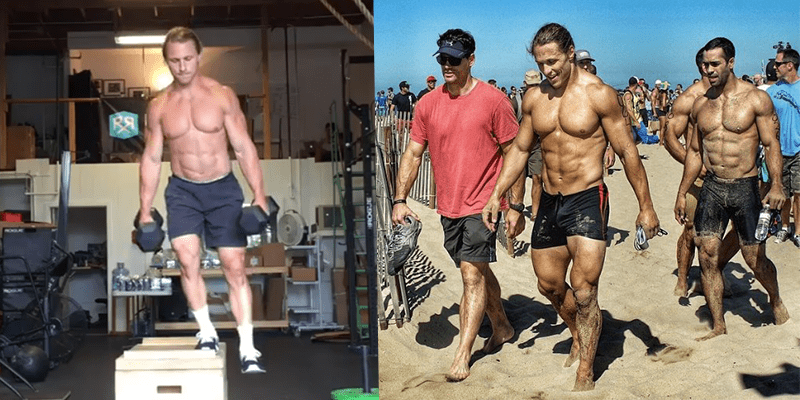 7 Functional Bodybuilding Exercises for Performance AND Aesthetics from CF Games Athlete Marcus Filly