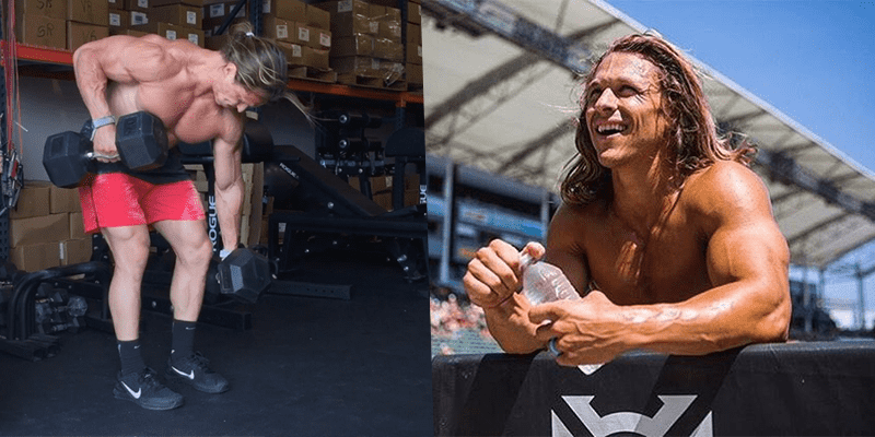 7 Functional Bodybuilding Exercises for Performance AND Aesthetics from CrossFit Games Athlete Marcus Filly (Pt 3)