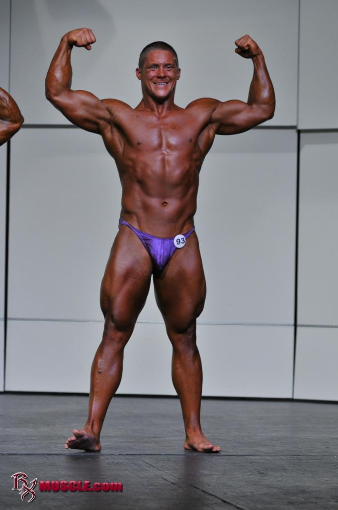 Sam Dancer Bodybuilding