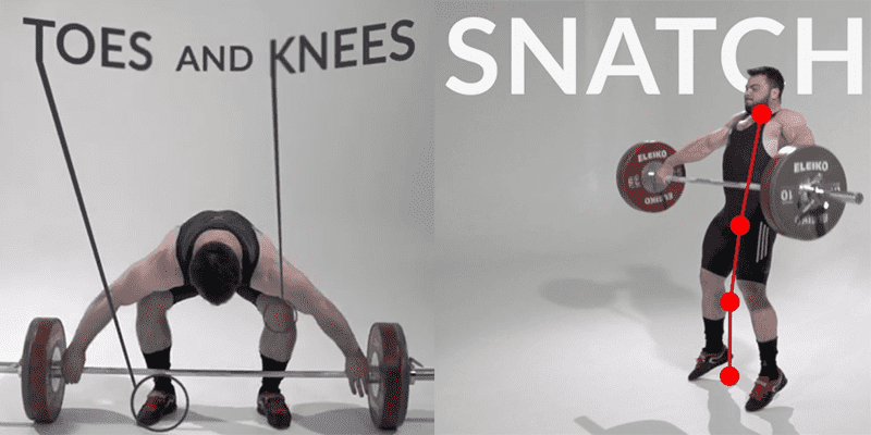 Improve your Snatch Technique with these Excellent Video Tutorials from Former Olympic Champion