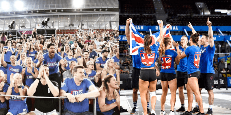 A Proud Moment for British Sport that Every UK Crossfitter Needs to Watch