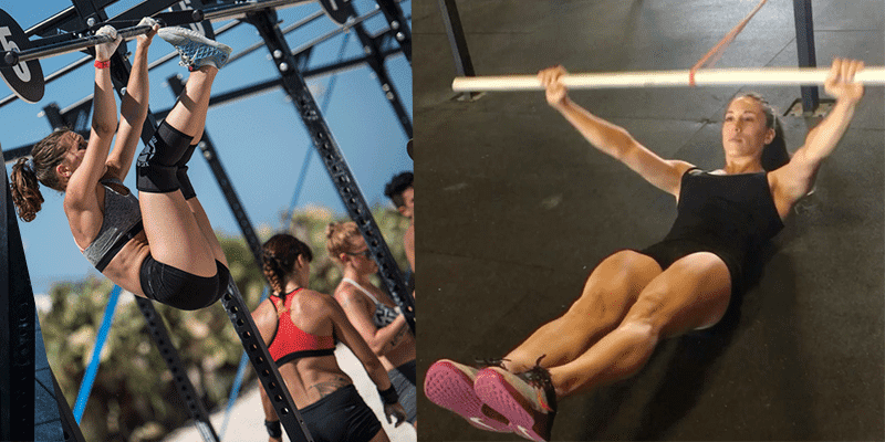 TRAINING TIPS – 3 Accessory Exercises to Improve Your Toes to Bar