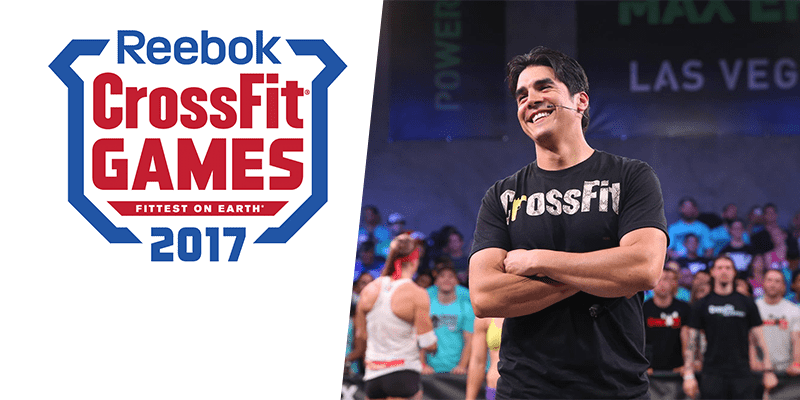 BREAKING NEWS – Dave Castro Announces Next Surprise Workout at CrossFit Games!