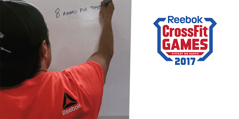 CROSSFIT GAMES: Dave Castro Posts Next Event Clue – Fill in the Blanks Correctly and Win a Rogue Barbell