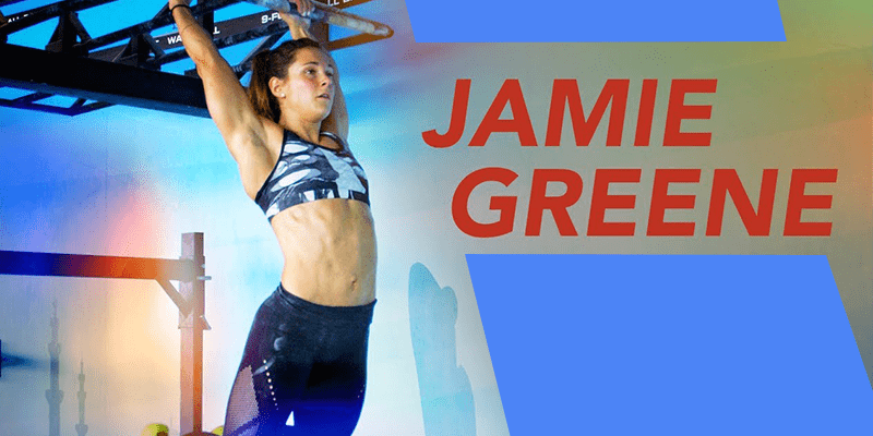 Monday Crossfit WOD from Games Athlete Jamie Greene