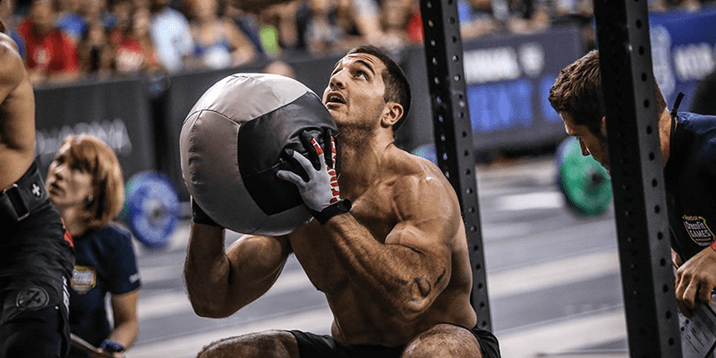 20 Punishing Wall Ball Workouts for Crossfitters