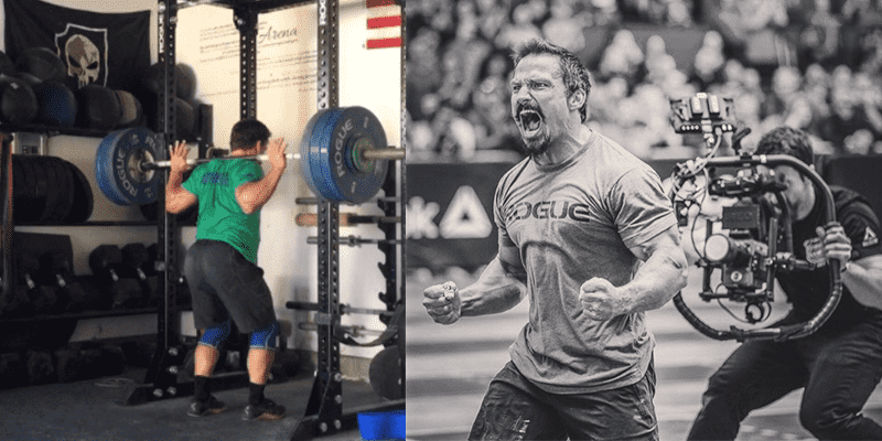 * NEW WORKOUT * Josh Bidges has Sore Legs – Decides to do 40 Back Squats at 145kg