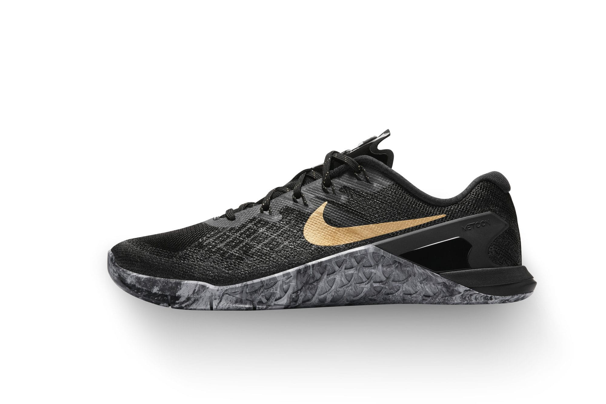 Nike Metcon 3 Black X Gold Female Training Shoe