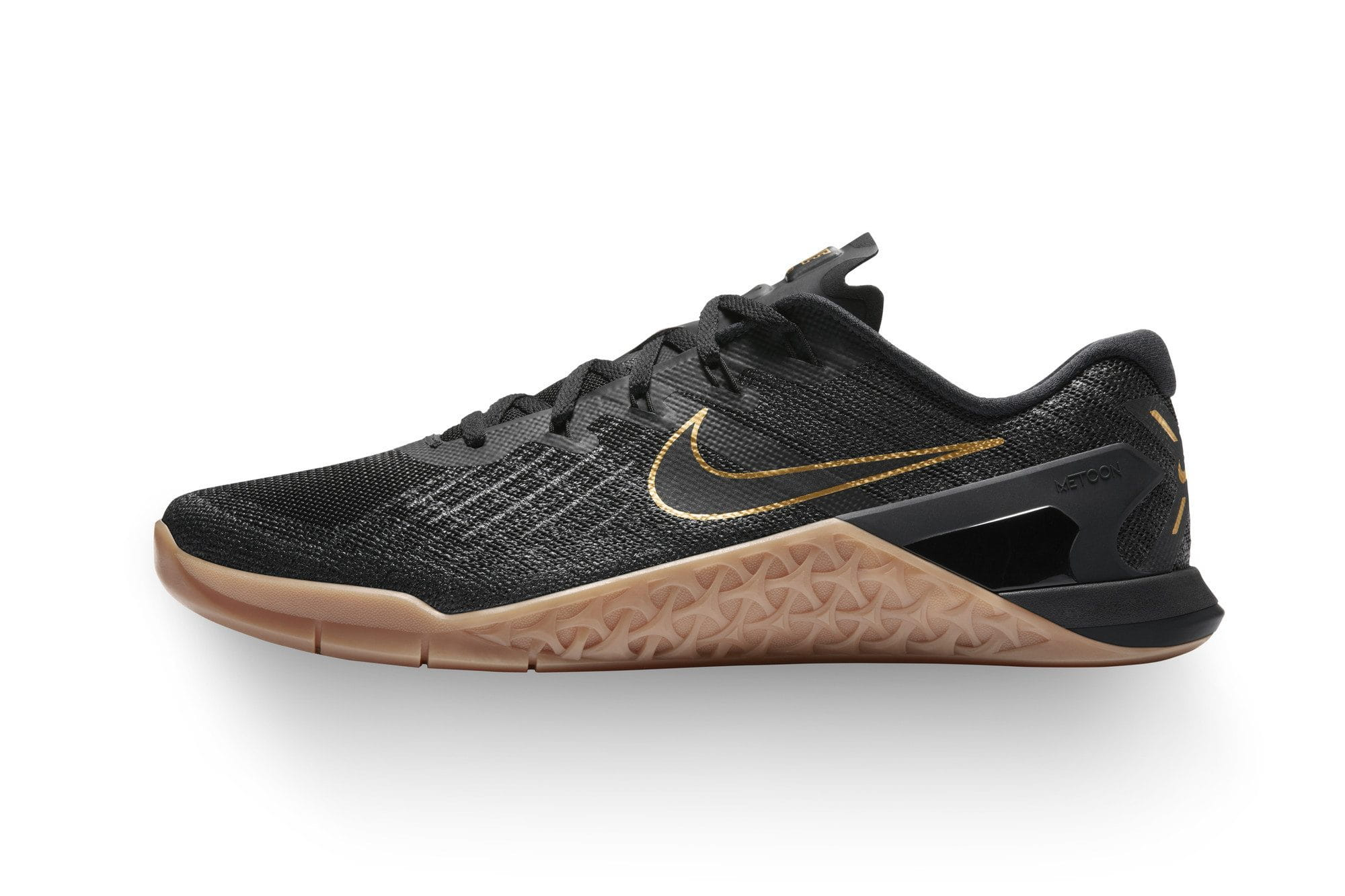 Nike Metcon 3 Black X Gold Male Training Shoe