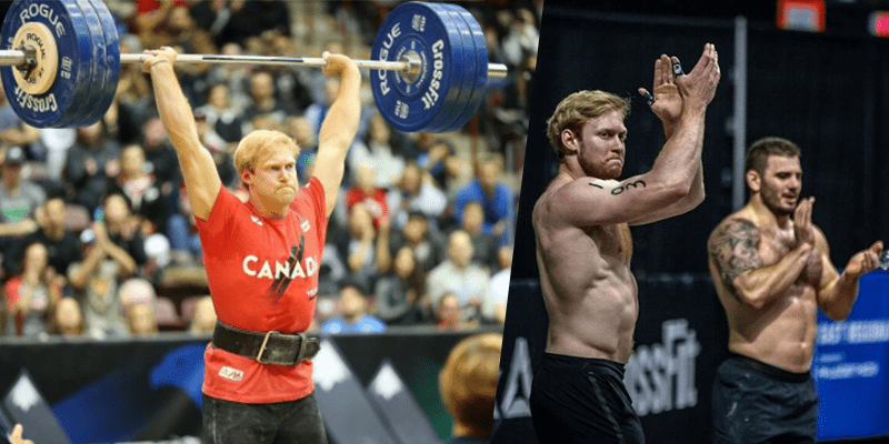 CROSSFIT TRANSFORMATIONS – Pat Vellner Before he was Famous