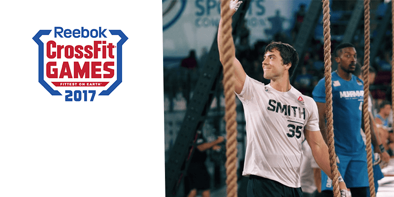Alec Smith Describes His Experience at The CrossFit Games