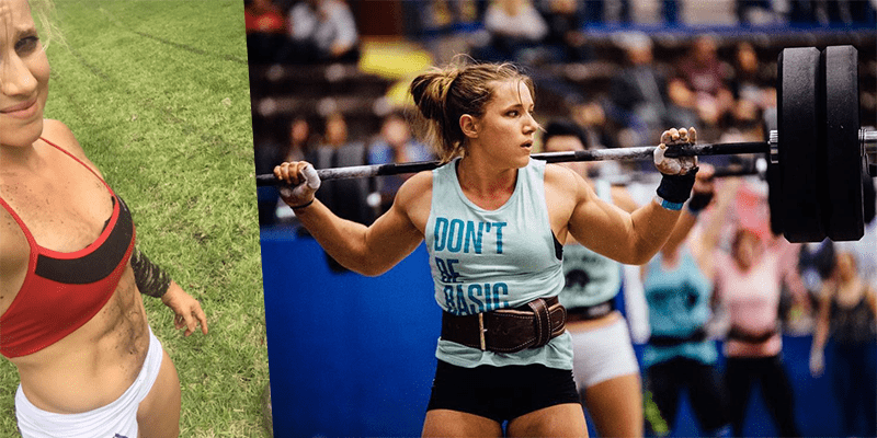 CROSSFIT TRANSFORMATIONS – Alexis Johnson Explains How She Overcame Her Demons and Completely Transformed Her Body