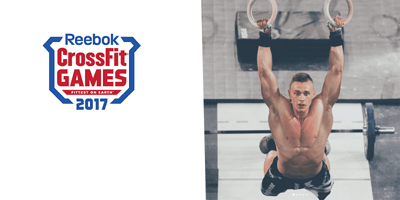 BK Gudmundsson Reflects on The Open, Regionals and The 2017 CrossFit Games