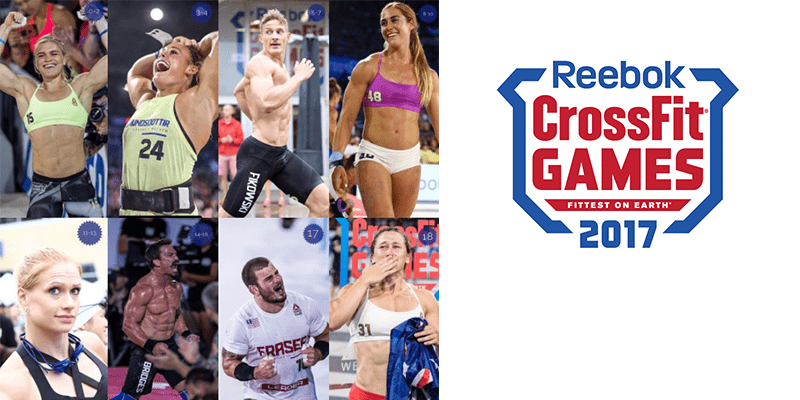 Find Out Who Your CrossFit Soulmate Athlete Should be For The Team Series!