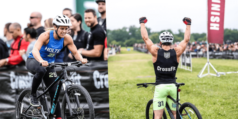NEWS – Kristin Holte and Ricky Garard Win The Cyclocross Event