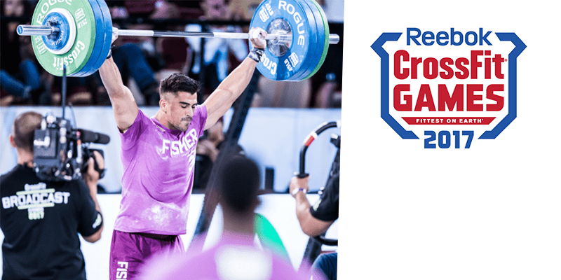 BREAKING CROSSFIT NEWS – Garret Fisher Hits Lifetime Best to Win Snatch Event at CrossFit Games!