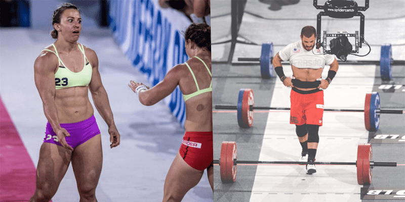 CROSSFIT NEWS – Mat Fraser and Kara Webb Win Heavy 17.5 Event at CrossFit Games