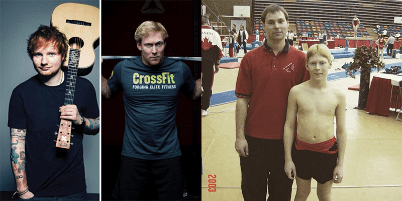 4 Fun Transformations From CrossFit Games Athletes