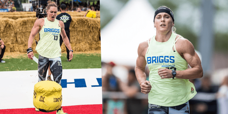 BREAKING CROSSFIT NEWS – Sam Briggs Wins First Event on Final Day of The CrossFit Games!